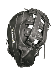 13 Inch First Base Mitt-Limited Series JBV04 Black