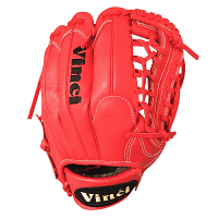 11.5 Inch Fielders Glove-Limited Series JC3300-L in Red