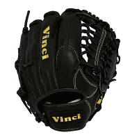 11.5 Inch Fielders Glove-Limited Series JC3300-L in Black