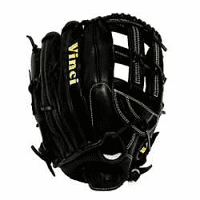 13.5 Inch Fielders Glove-Limited Series TJ1952-L Black