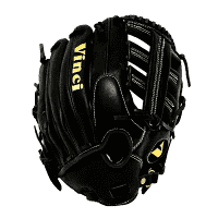 12.5 Inch Fielders Glove-Limited Series RCV-L in Black