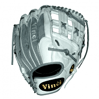 Softball gloves by Vinci
